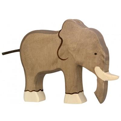ELEPHANT - Holztiger