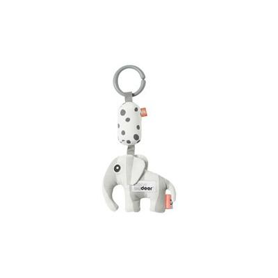ELEPHANT Elphee - GRIS Jouet d'éveil Done by Deer