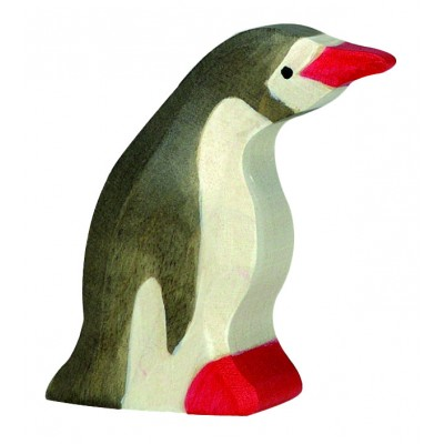 PINGOUIN BB TETE AVANT - HOLZTIGER
