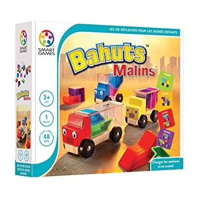 BAHUT MALIN - SMART GAMES