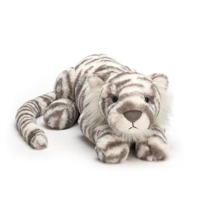 SACHA LE TIGRE BLANC - JELLYCAT 45 cm