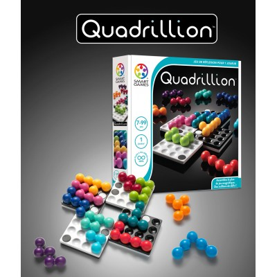 QUADRILLON- SMART GAMES