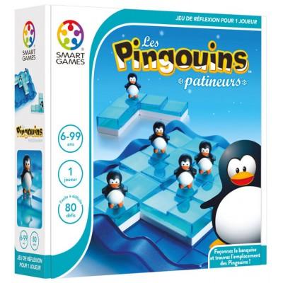 PINGOUINS PATINEURS- SMART GAMES
