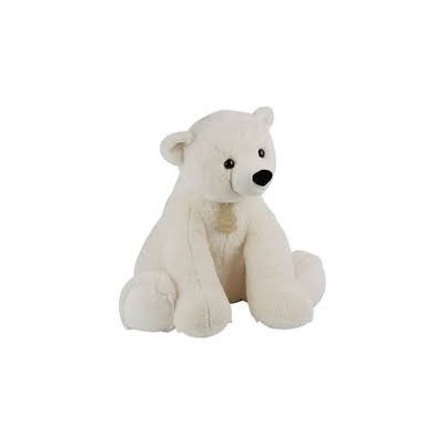 OURSON POLAIRE PERRY POLAR BEAR BABY 19CM -JELLYCAT