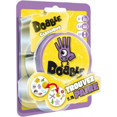 DOBBLE CLASSIQUE BLISTER - ASMODEE