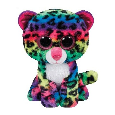 BEANIE BOO'S SMALL - DOTTY LE LEOPARD - TY
