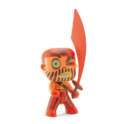 ARTY TOYS PIRATES CAPTAIN RED - DJECO
