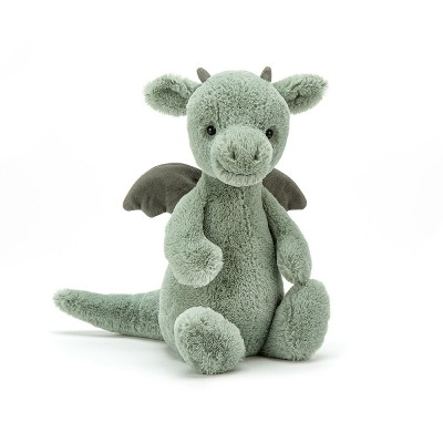 BASHFUL DRAGON MEDIUM 31 CM - JELLYCAT