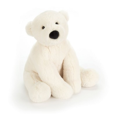 OURS POLAIRE - PERRY MEDIUM 26 CM - JELLYCAT