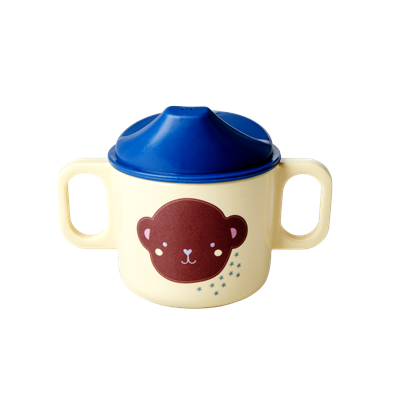 TASSE D'APPRENTISSAGE - SINGE - RICE