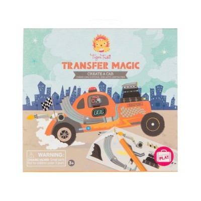 TRANSFERTS - VOITURE - TIGER TRIBE
