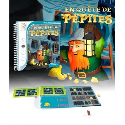 EN QUETE DE PEPITES - SMART GAMES