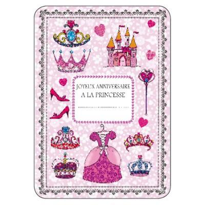 Carte Postale Joyeux Anniversaire Cartes D Art Sur Helene Et Compagnie