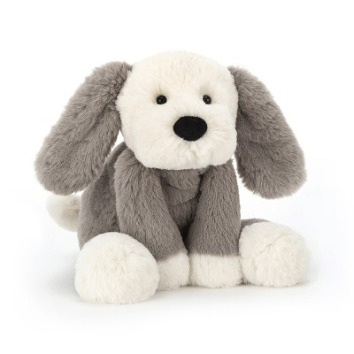 SMUDGE PUPPY MEDIUM 34 cm - JELLYCAT