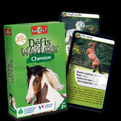 DEFIS NATURE - CHEVAUX - BIOVIVA