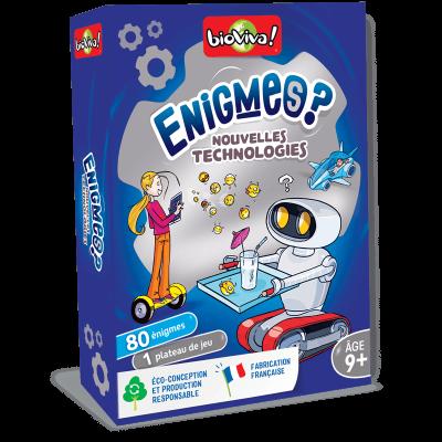 ENIGMES - NOUVELLES TECHNOLOGIES - BIOVIVA