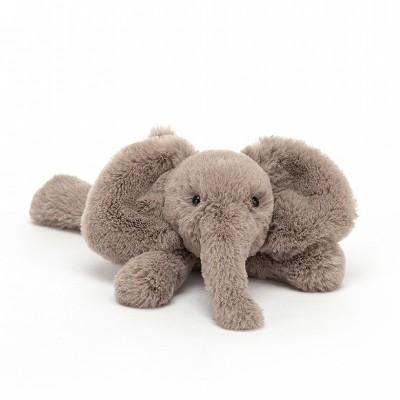 SMUDGE ELEPHANT PETIT 19CM - JELLYCAT