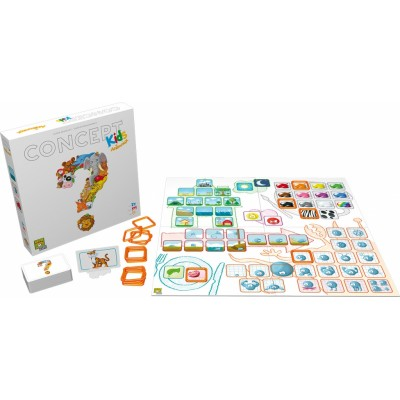 CONCEPT KIDS  - ASMODEE