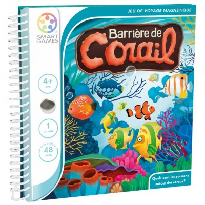 BARRIERE DE CORAIL -SMART GAMES