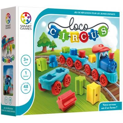 LOCO CIRCUS -SMART GAMES