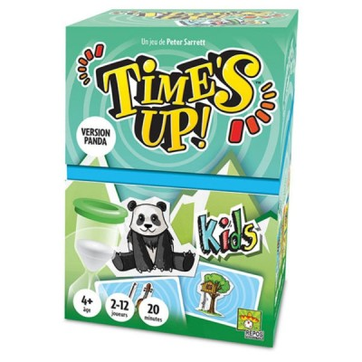 TIME'S UP KIDS PANDA -ASMODEE