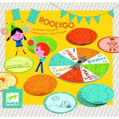 ANNIVERSAIRE ROOLYGO - DJECO