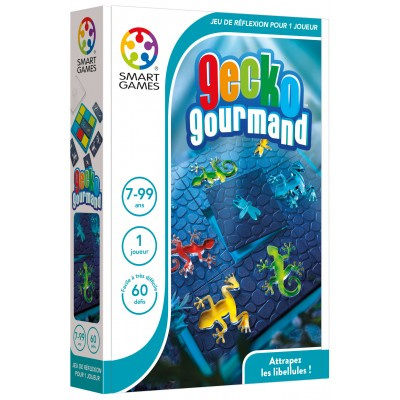 GECKO GOURMAND - SMART GAMES