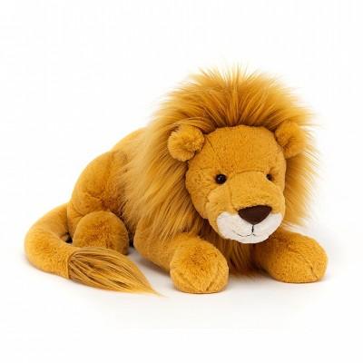 LOUIE LION LARGE 54 CM - JELLYCAT