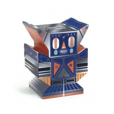 TIRELIRE - ROBOT - DJECO