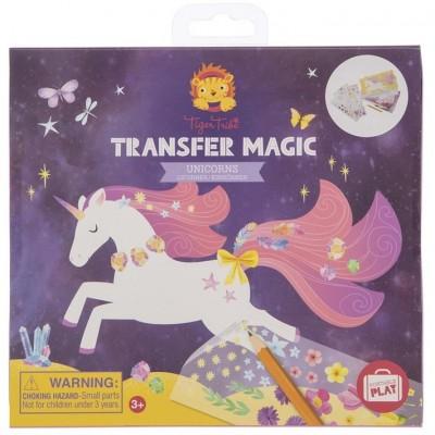 TRANSFERTS - LICORNE - TIGER TRIBE
