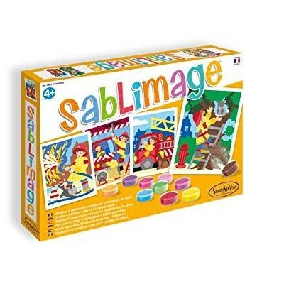 SABLIMAGE POMPIERS - SENTOSPHERE