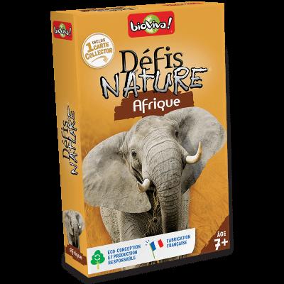 DEFIS NATURE - AFRIQUE - BIOVIVA