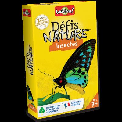 DEFIS NATURE - INSECTES - BIOVIVA