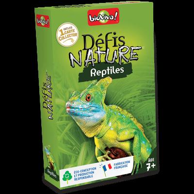 DEFIS NATURE - REPTILES - BIOVIVA