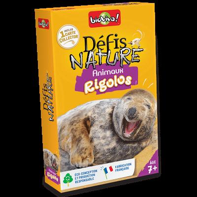 DEFIS NATURE - ANIMAUX RIGOLOS - BIOVIVA