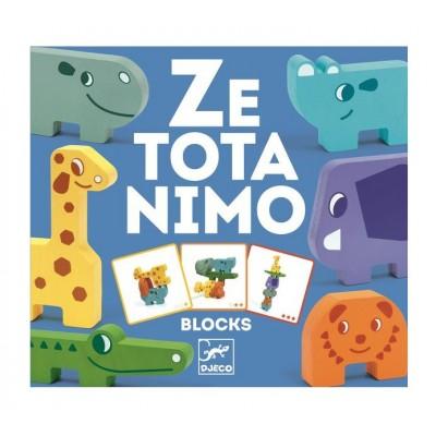 CONSTRUCTION ZE TOTANIMO - DJECO