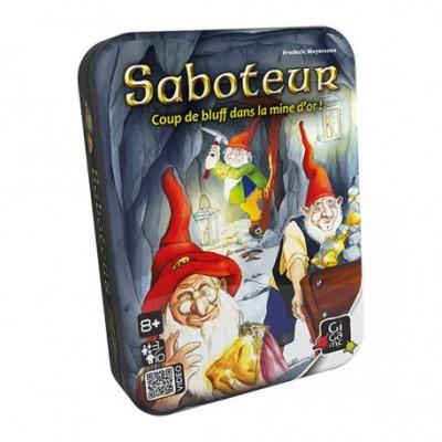 SABOTEUR - GIGAMIC