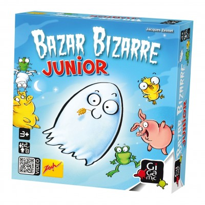 BAZAR BIZARRE JUNIOR - GIGAMIC