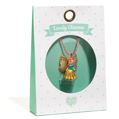 LOVELY CHARMS - BUTTERFLY - DJECO