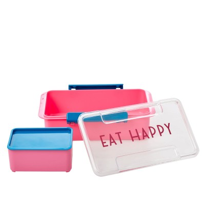 LUNCHBOX EAT HAPPY - RICE