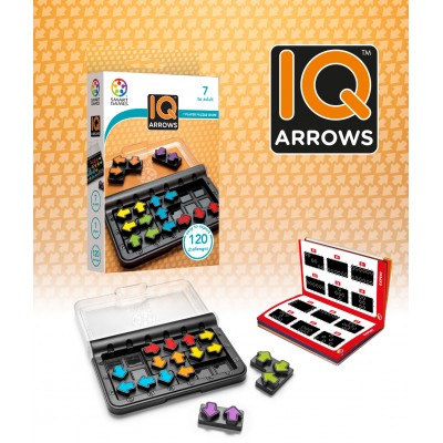 IQ ARROW - SMART GAMES