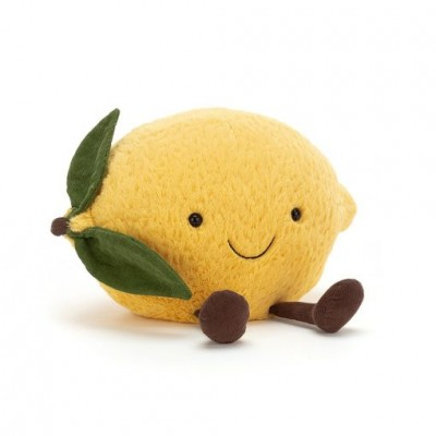 AMUSEABLE LEMON LARGE - JELLYCAT