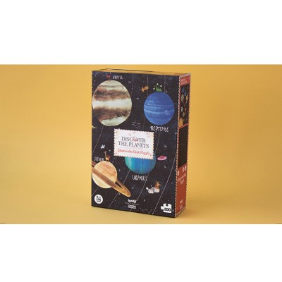 PUZZLE - DISCOVER THE PLANETS - LONDJI