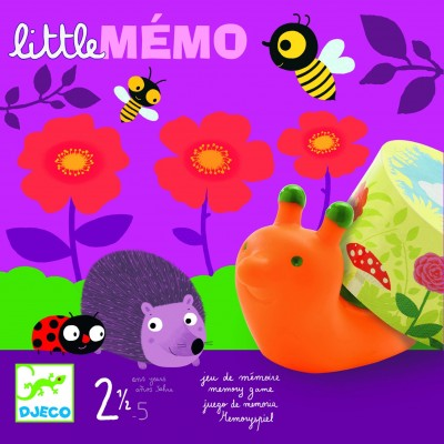 LITTLE MEMO- DJECO