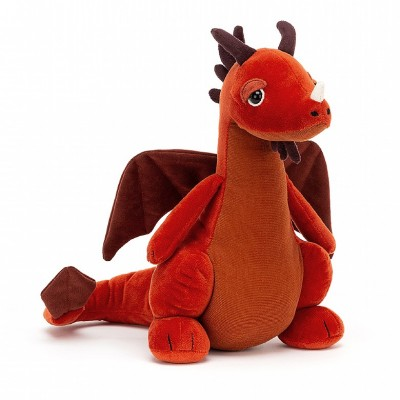 DRAGON PAPRIKA - JELLYCAT