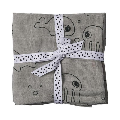 LANGES 70 X2 SEA FRIENDS GRIS - DONE BY DEER
