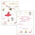 CARTES INVITATIONS...