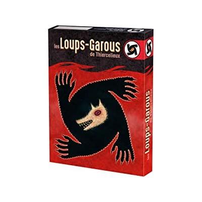 LOUPS-GAROUS (LES) DE THIERCELIEUX -ASMODEE
