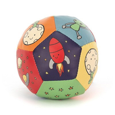BALLE BOING - ZOOM TO THE MOON - JELLYCAT