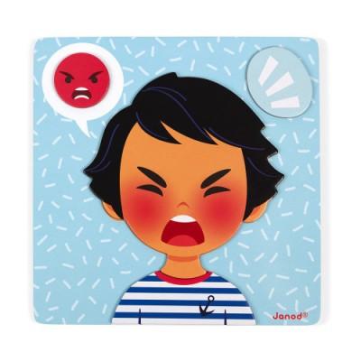 JEU MAGNETIQUE DES EMOTIONS- JANOD